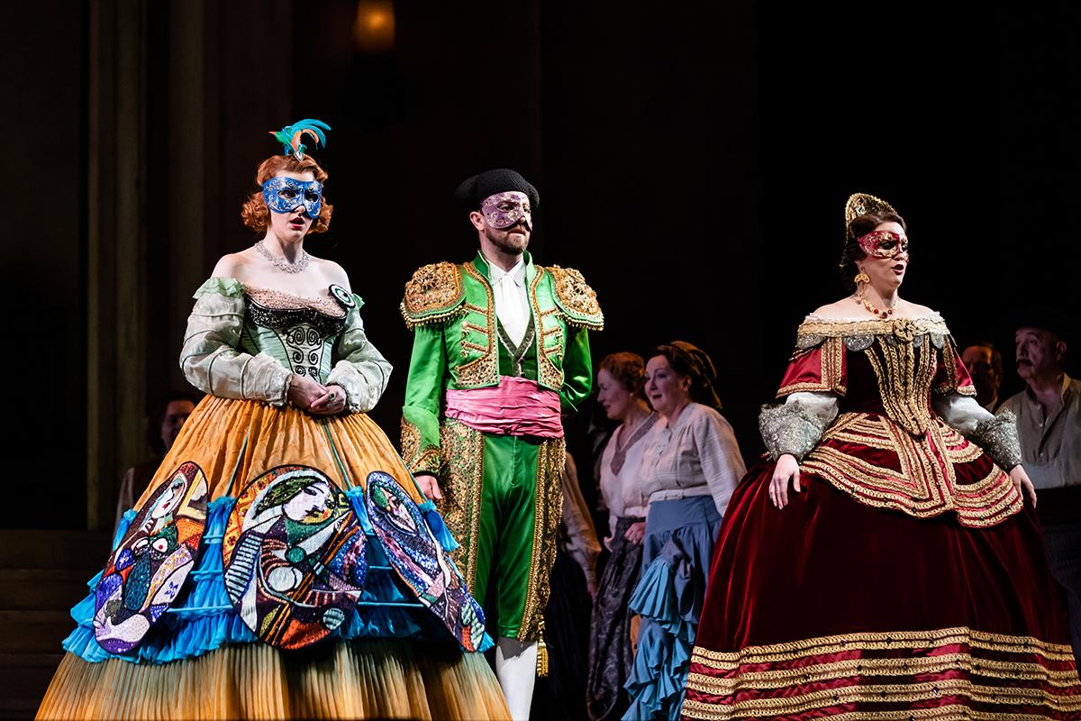 Daimon y humanidad en Don Giovanni de Mozart
