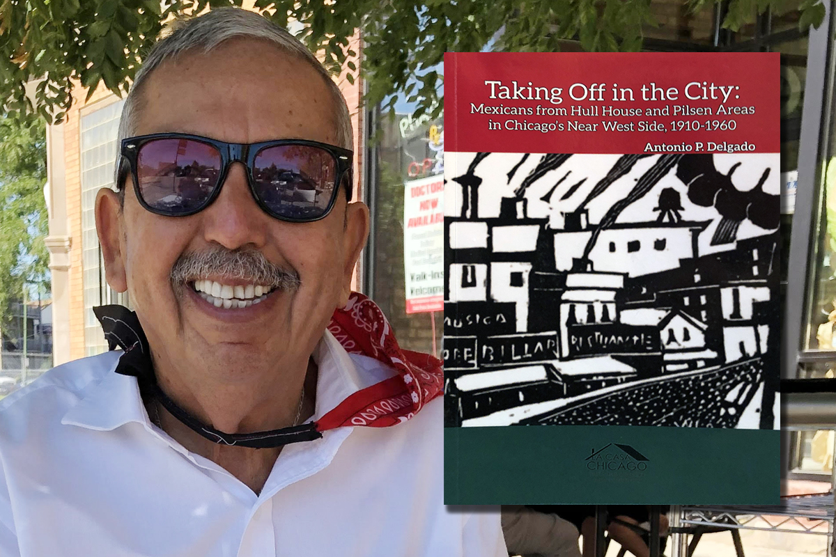 New book explores Mexican community roots near Hull House