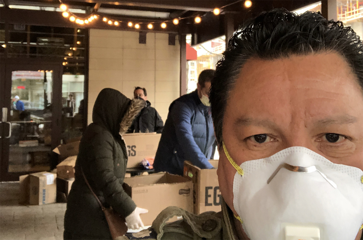 La comunidad inmigrante: entre la cocina, las sombras y el coronavirus. Una charla con el Chef Dudley Nieto