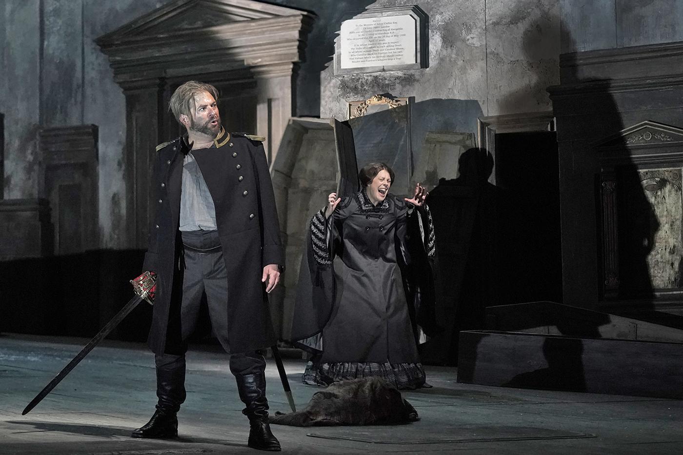 El Lyric vuelve con Macbeth