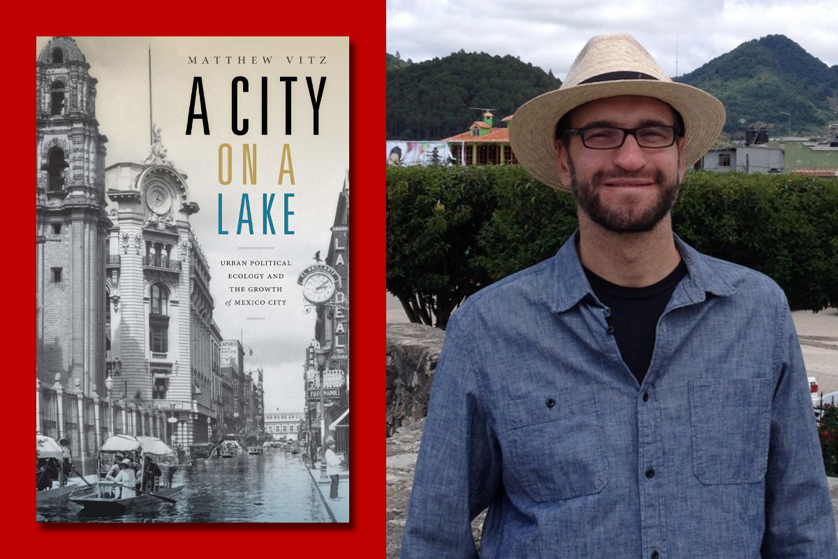 'City on the Lake: Political Ecology and the Growth of Mexico City'