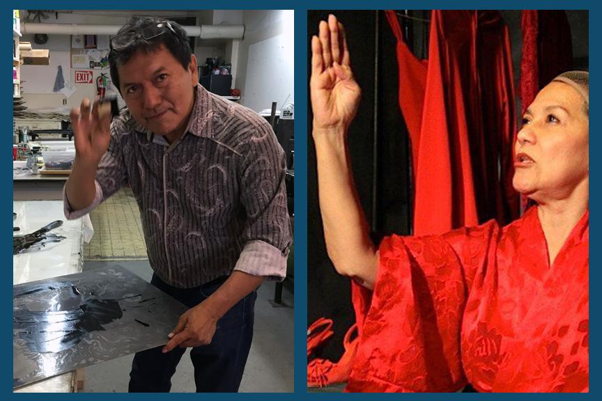 Conversaciones y encuentros en Tres Américas (parte III, a)