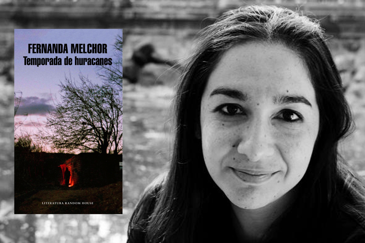 'Temporada de huracanes' de Fernanda Melchor