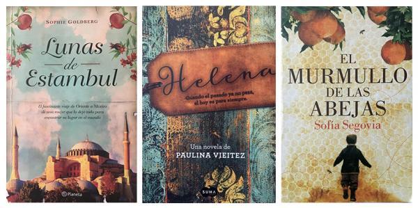 Entrevista con las escritoras Sophie Goldberg, Sofía Segovia, y Paulina Vieitez
