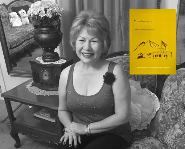 Entrevista con Cris Villarreal Navarro, autora de la novela'Misañossinti'