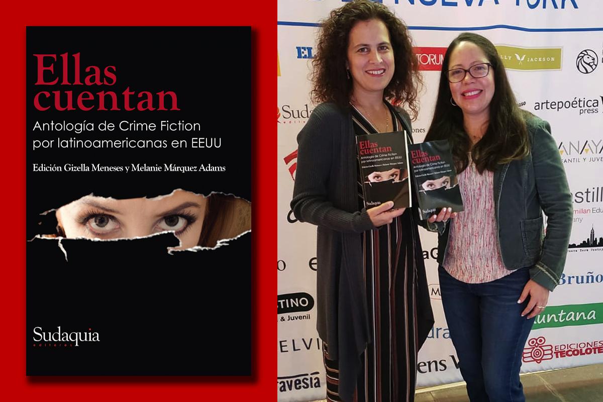 Ellas cuentan: antología de Crime Fiction por latinoamericanas en EEUU