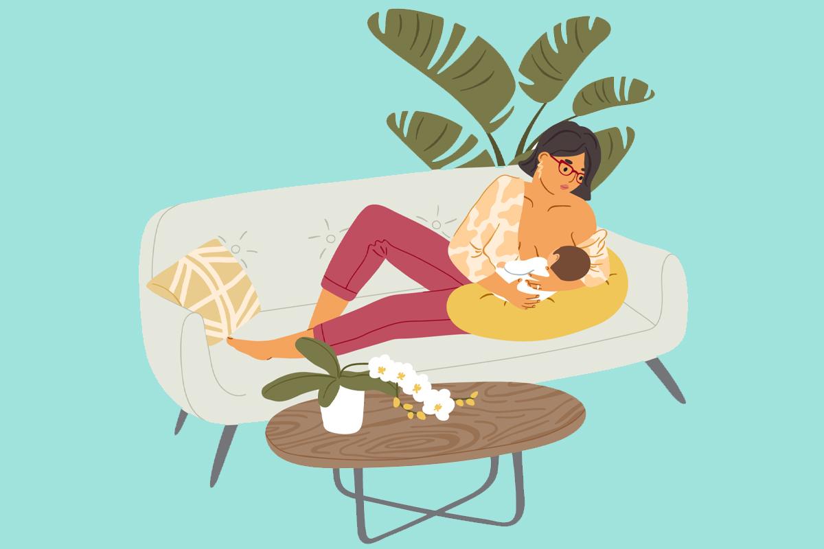 Maternar de incógnito