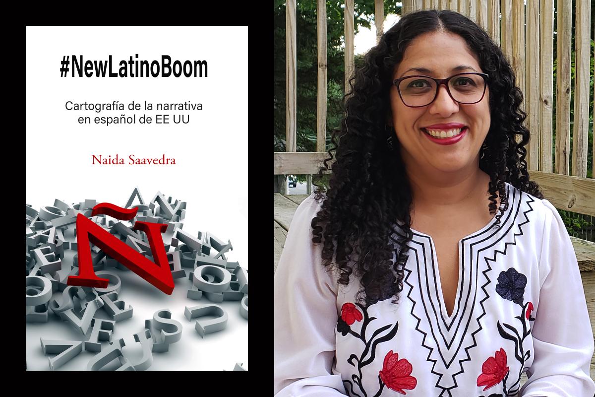 El 'New Latino Boom' de Naida Saavedra: un punto de partida