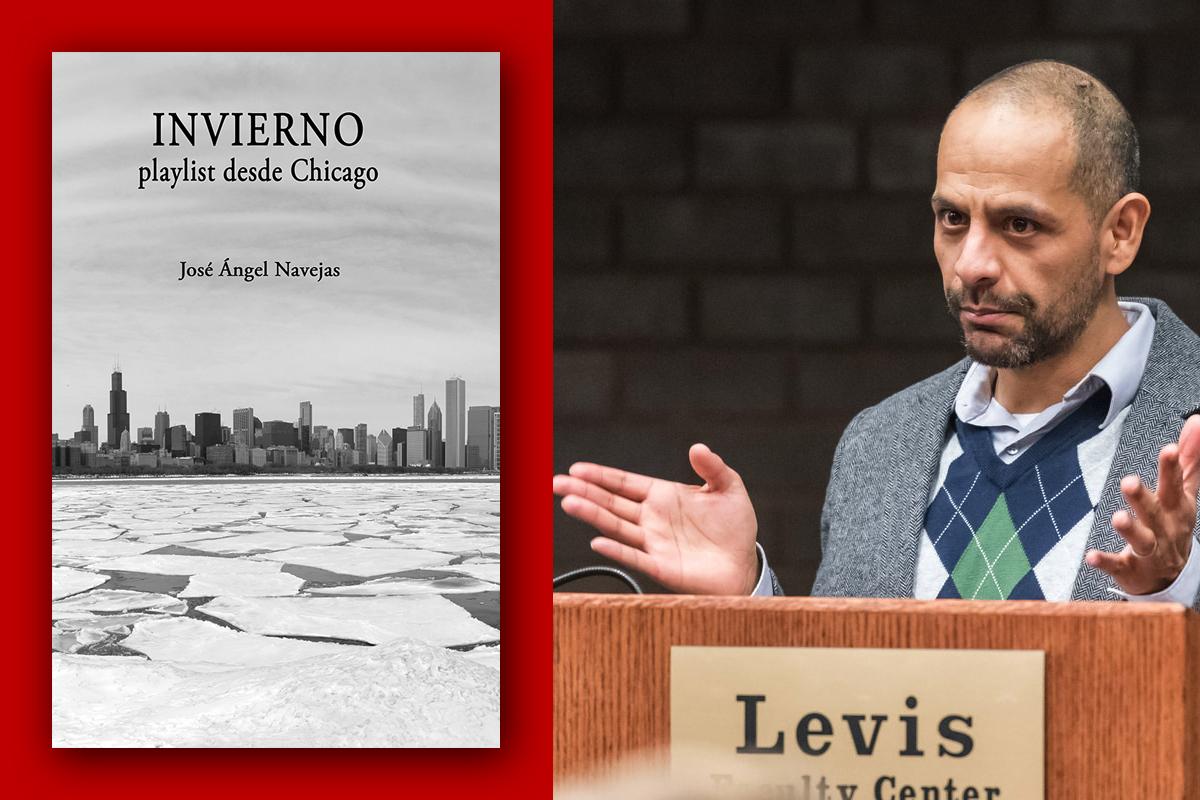 El invierno real y metafórico de José Ángel Navejas