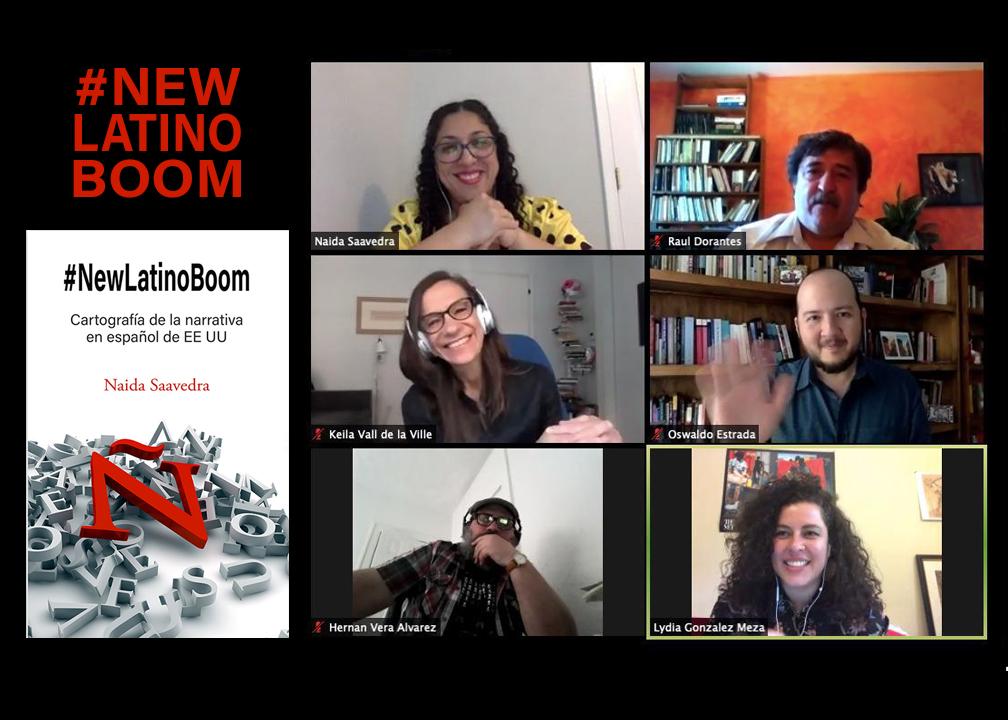 #NewLatinoBoom: una nueva metrópolis literaria