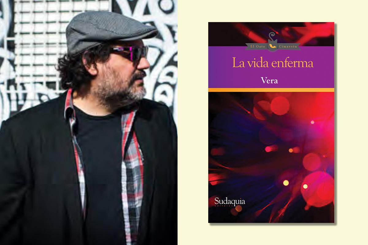 La vida enferma', poemario de Hernán Vera Álvarez
