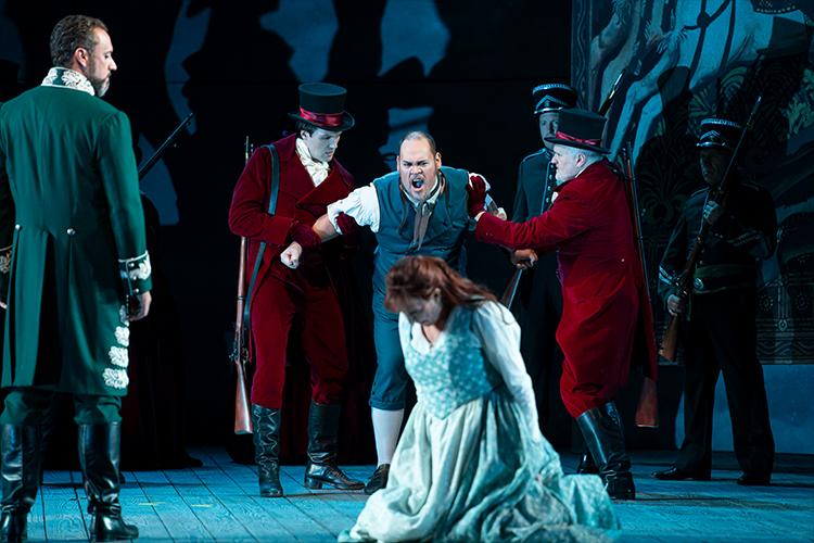Luisa Miller at the Lyric Opera