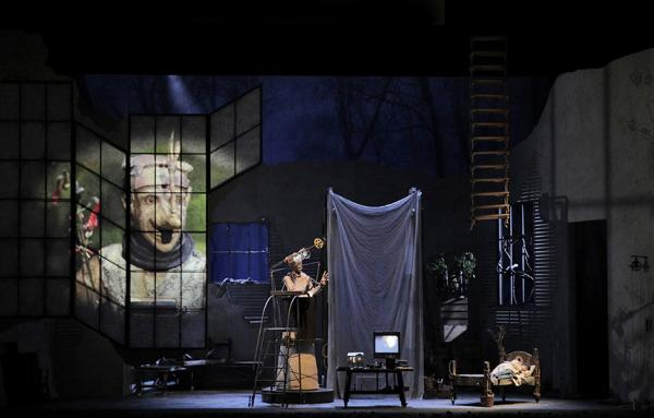 A Visionary Faust at the Lyric