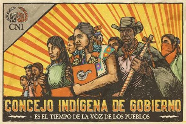 Las luchas del Norte y del Sur: Martin Luther King y el Congreso Nacional Indígena