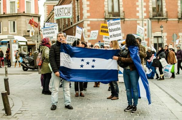 Honduras desde el destierro