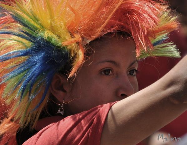 Siete: 13 colores de la resistencia hondureña