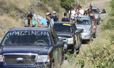 Michoacán, el narcotráfico, las comunas de autodefensa y la inmigración