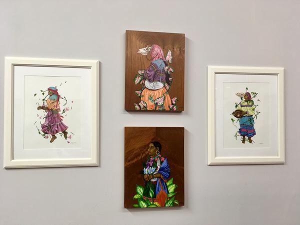 Diske Uno, el artista culichi que dibuja RAÍCES